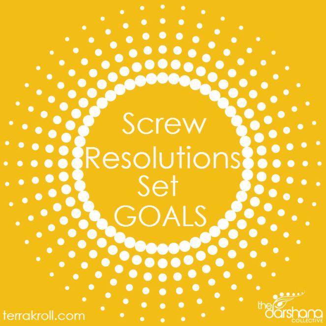 Screw Resolutions