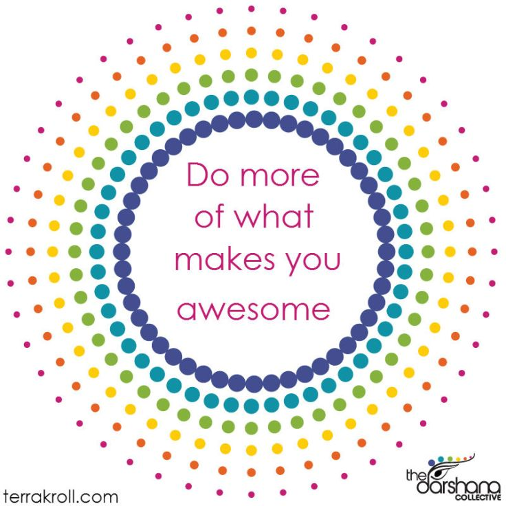 do more awesome