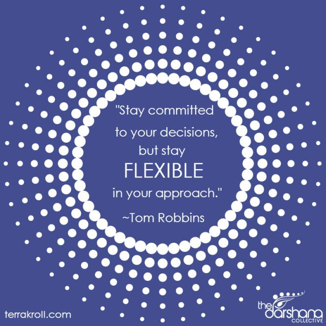 Flexible Tom Robbins