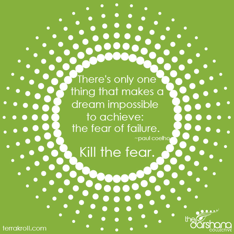 Kill the fear